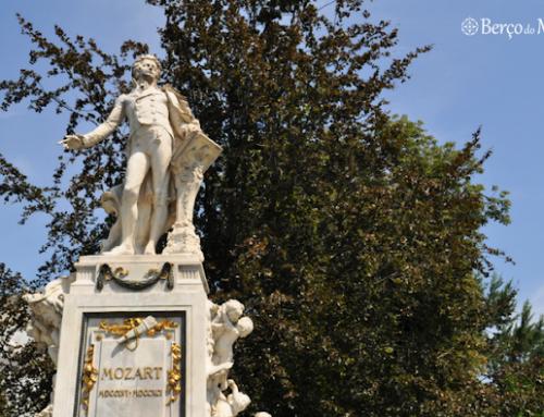 Viena de Mozart, roteiro inspirado no génio musical
