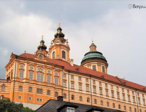 Abadia de Melk, a joia barroca do Danúbio