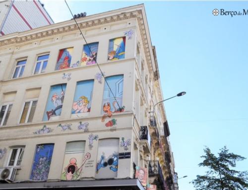 Bruxelas: roteiro inspirado na Banda Desenhada