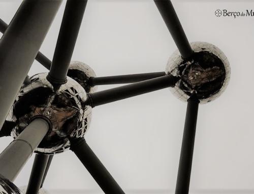 Atomium, a molécula gigante de Bruxelas