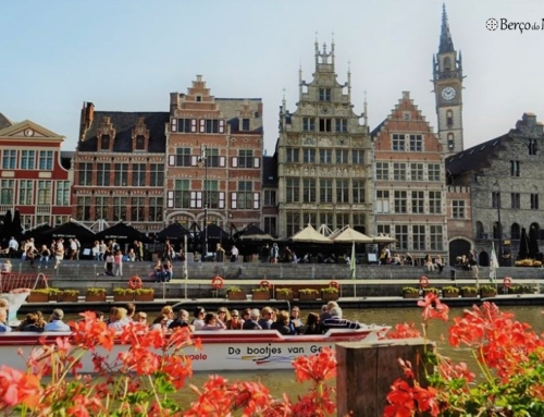 Ghent. Um dia no coração da Flandres