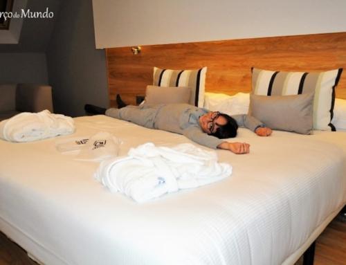 Dica de alojamento em Sevilha: Hotel Monte Carmelo
