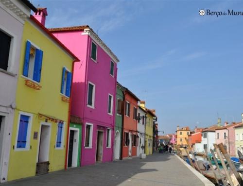 Burano, Murano e outras ilhas de Veneza