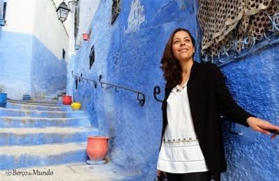 Pelas ruas da medina de Chefchaouen