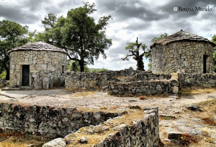 sítio arqueológico da Citânia de Briteiros