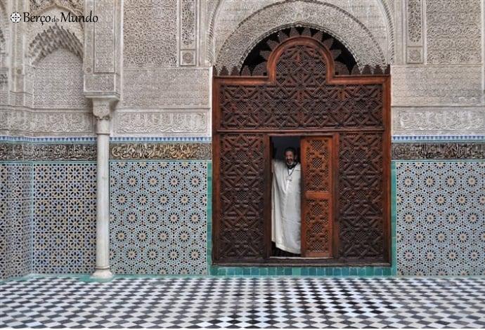 Madraça al-Attarine em Fez