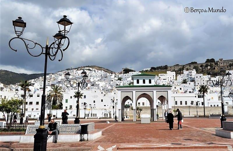 Tétouan, a mais andaluz das cidades marroquinas