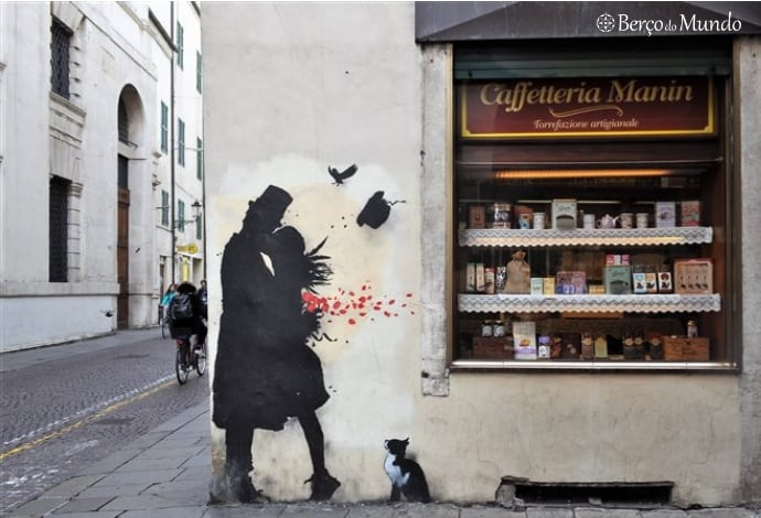 Arte de rua em Pádua