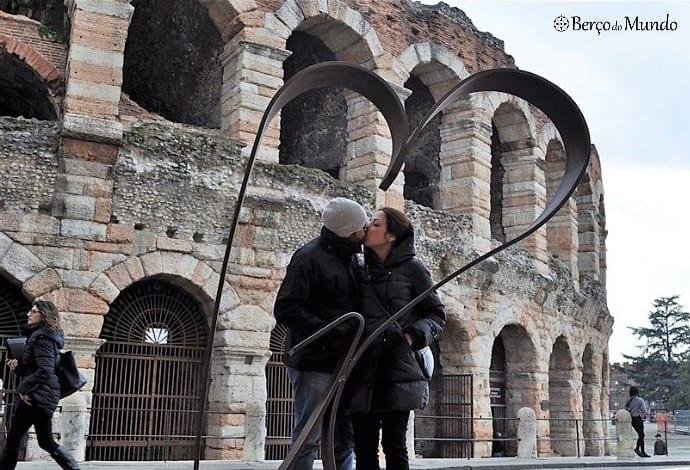 arena romana em Verona
