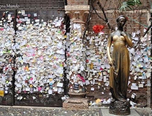 Um dia em Verona, a cidade de Romeu e Julieta