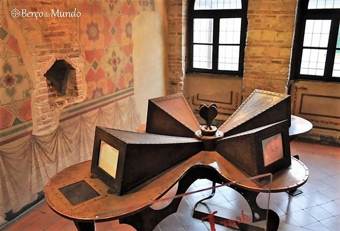 Interior da Casa da Julieta