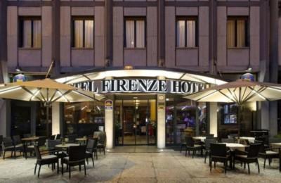 o hotel Firenze é uma boa opção para ficar em Verona