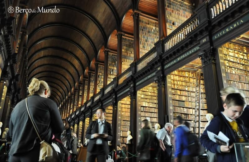 Long Room da Trinity College