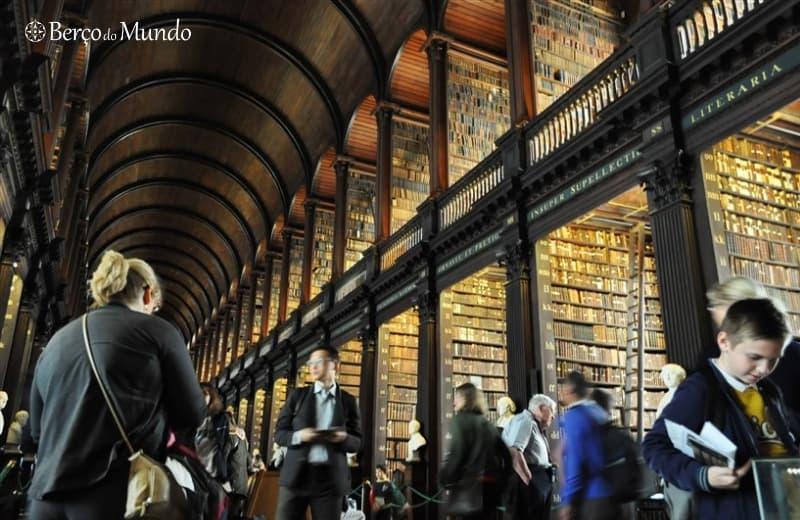 Long Room da Trinity College