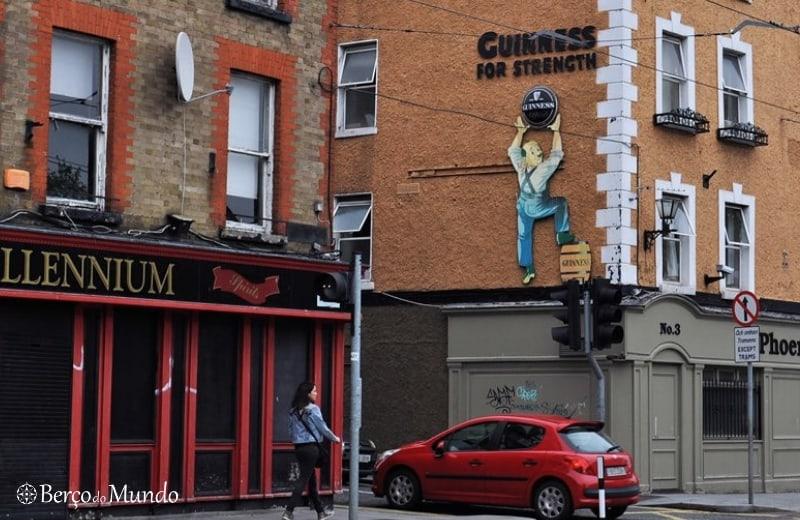 publicidade da Guiness