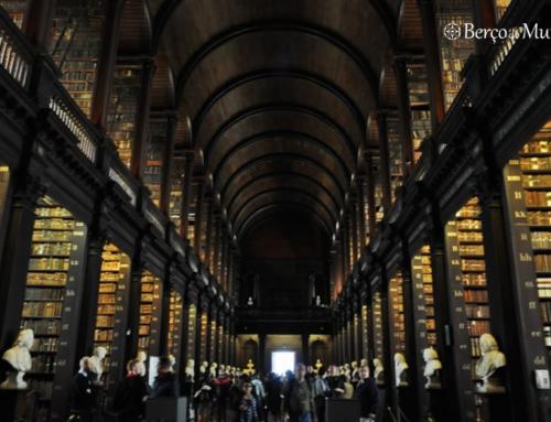 Tesouros da Irlanda: Book of Kells e Long Room