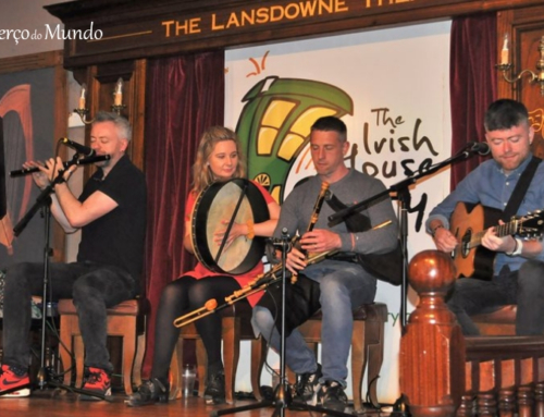 The Irish House Party: música tradicional irlandesa
