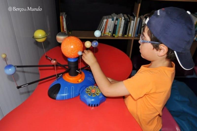 Crianças aprendem nos Centros de Ciência Viva do Algarve
