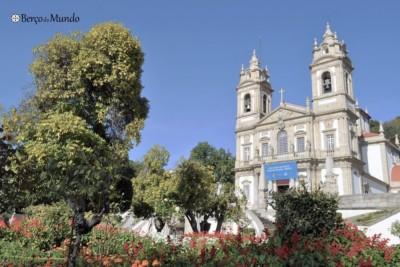 Basílica do Bom Jesus do Monte