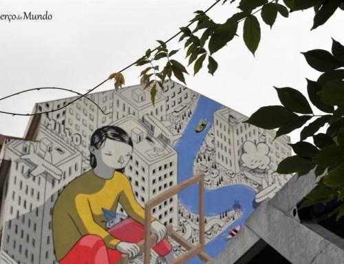 Street Art em Portugal: um roteiro improvável