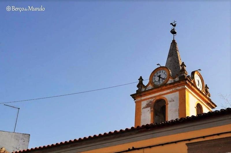 igreja do centro histórico