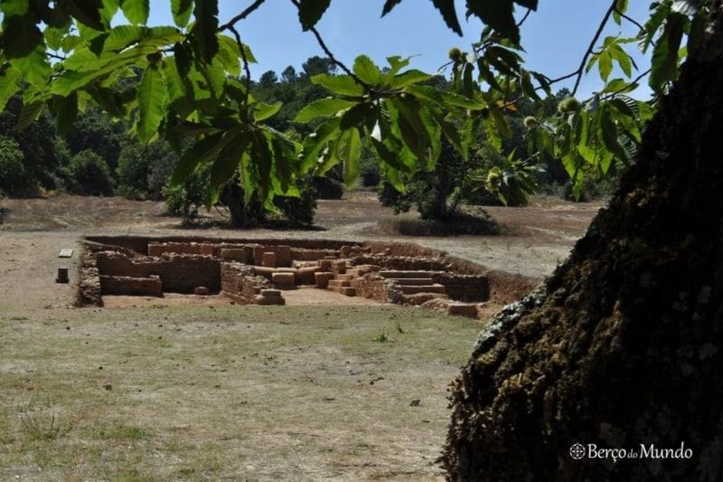 Ammaia cidade romana