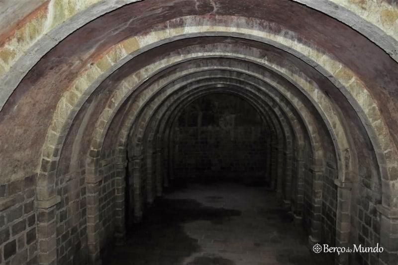 cisterna no castelo