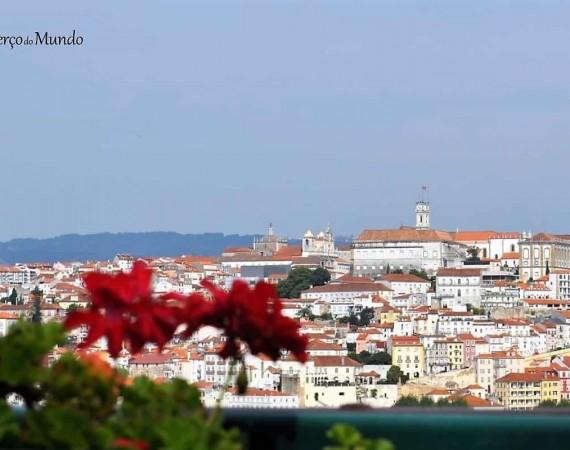 Vista sobre Coimbra