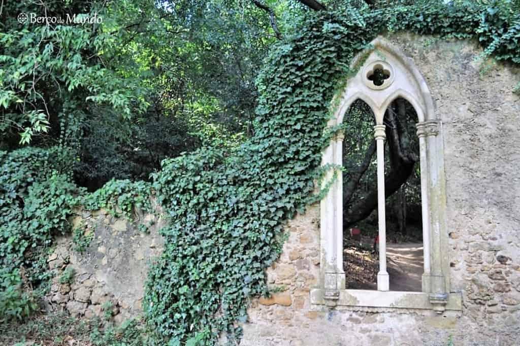 Quinta das Lágrimas, em Coimbra