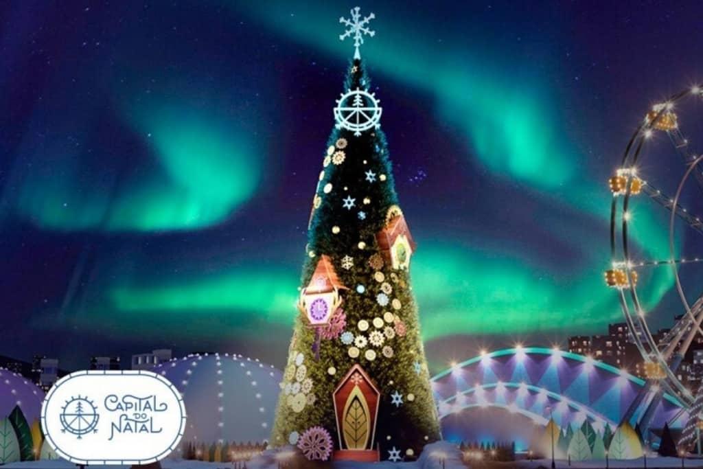 Capital do Natal em Oeiras