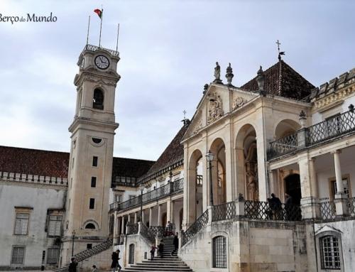 Universidade de Coimbra: segredos da academia