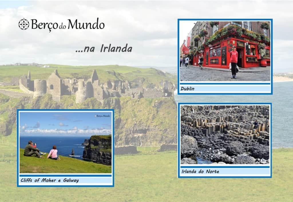 viagem à Irlanda