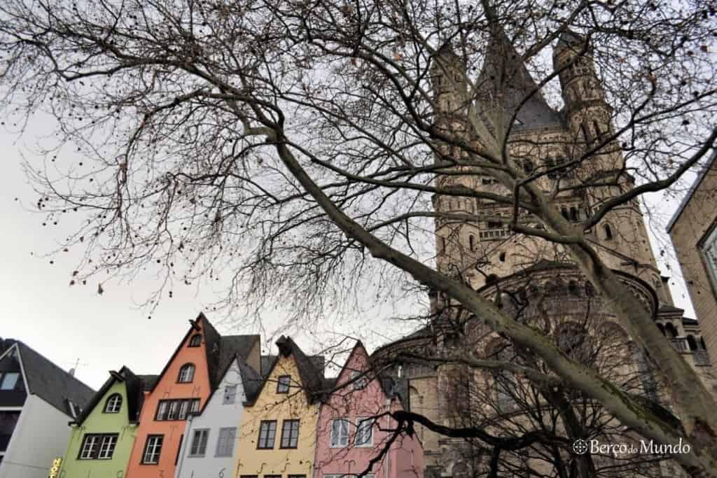 Altstadt, o centro histórico