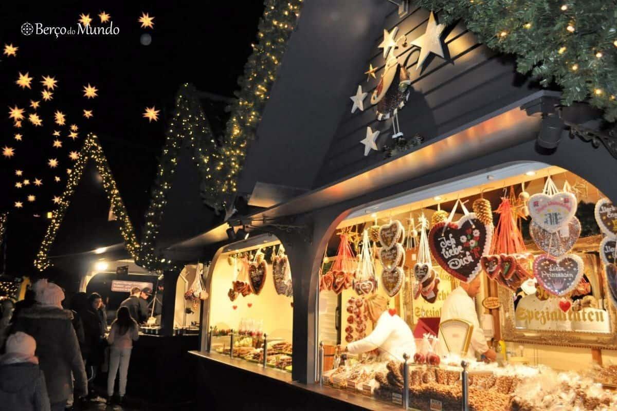 Mercados de Natal de Colónia