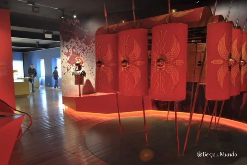 museu dedicado ao Império Romano