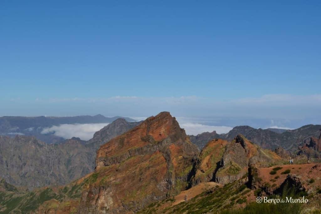 Pico do Areeiro, outra maravilha da natureza da Madeira