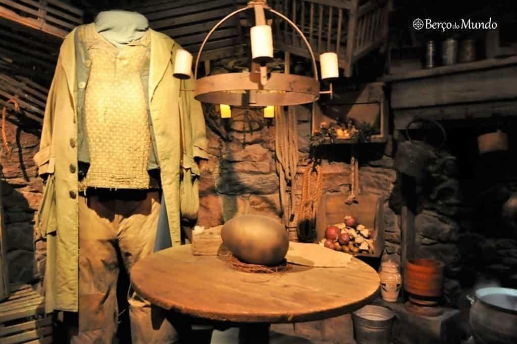 cabana do Hagrid