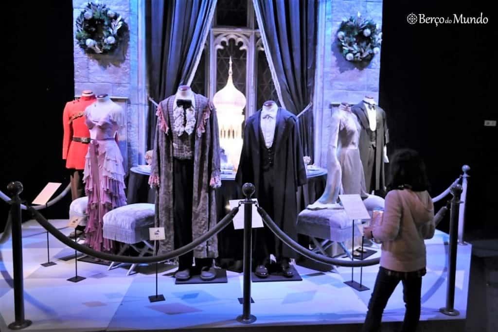 grande salão de Hogwarts