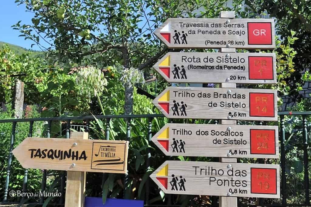 A primavera em Portugal permite longas caminhadas