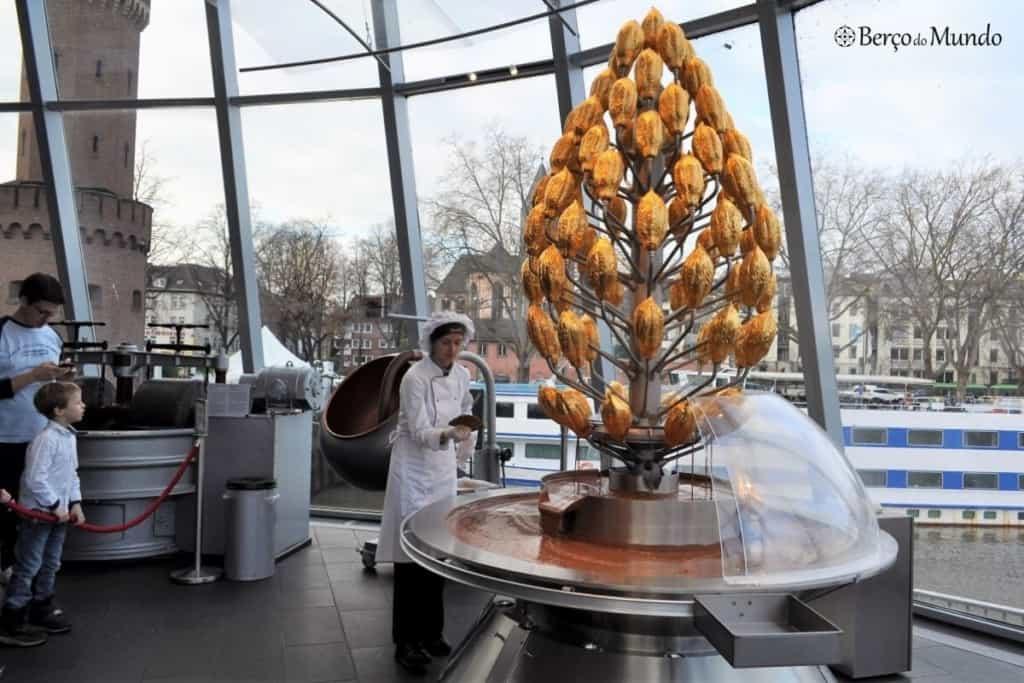 Museu do Chocolate de Colónia, Alemanha