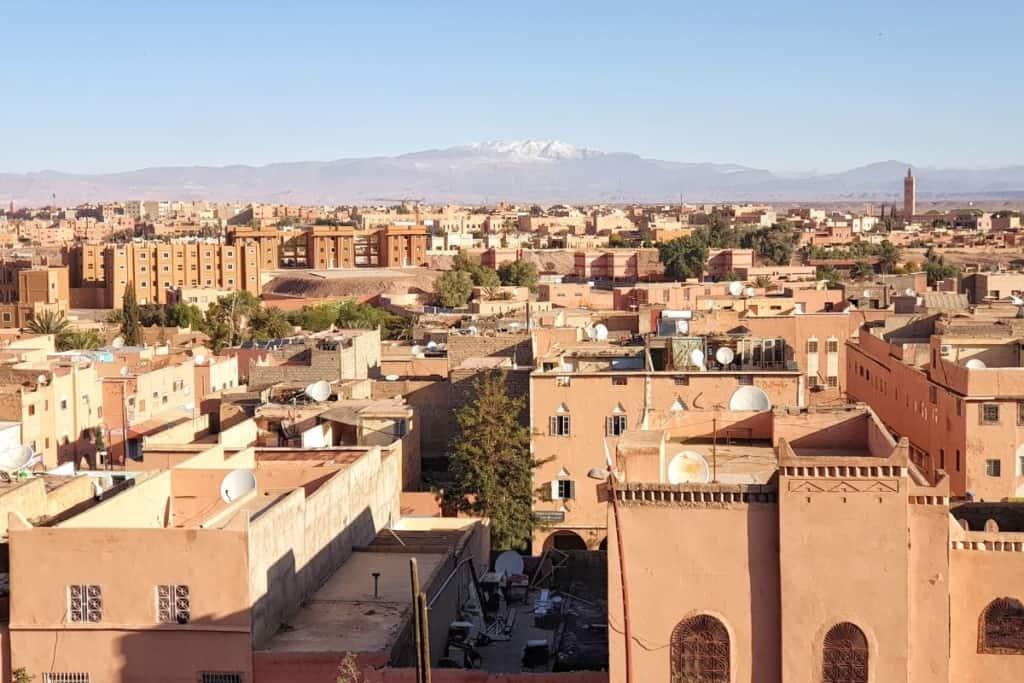 Coronavírus em Marrocos