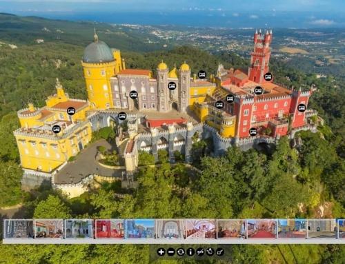 Portugal virtual: uma viagem online
