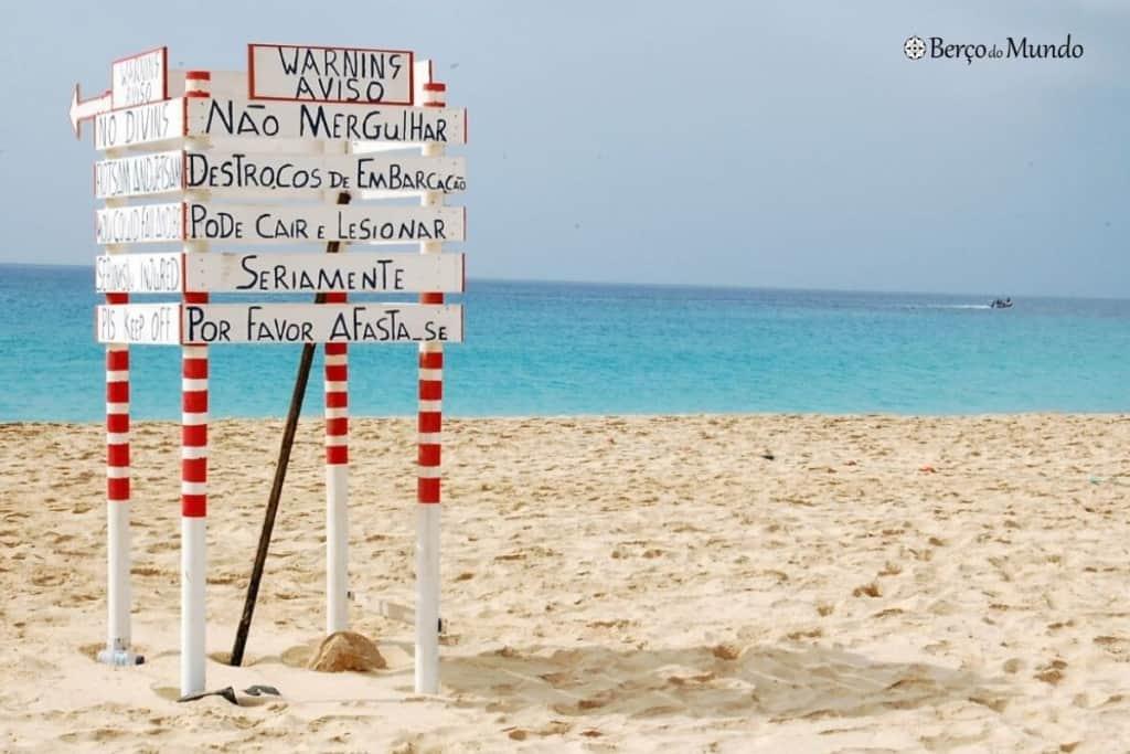 praias de Cabo Verde