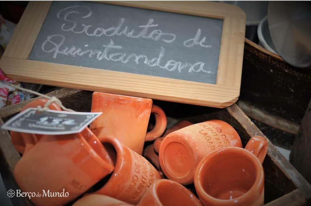 produtos de Quintandona