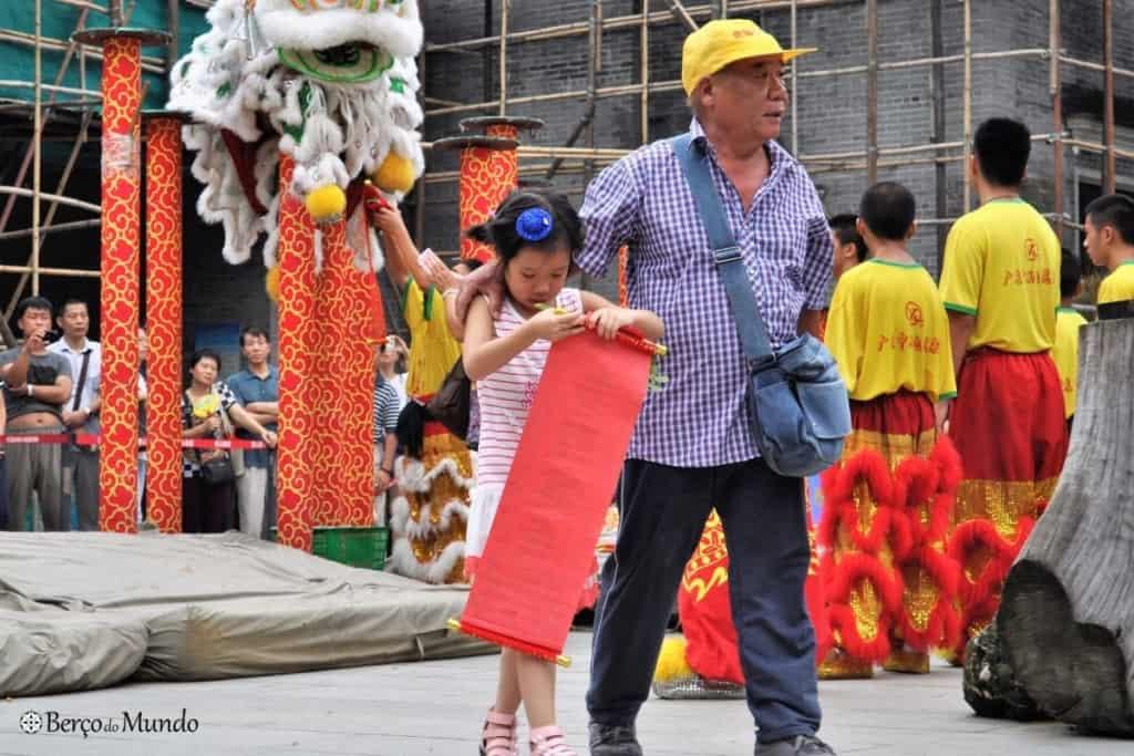 Viagens de uma vida na China