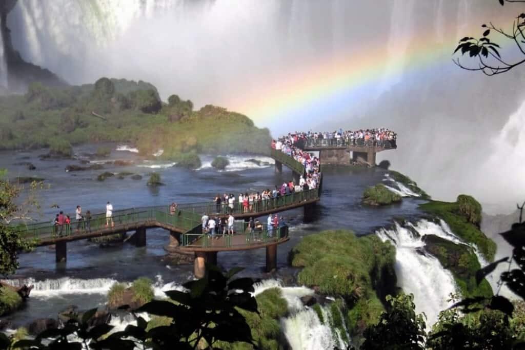 Viajar para Iguaçu