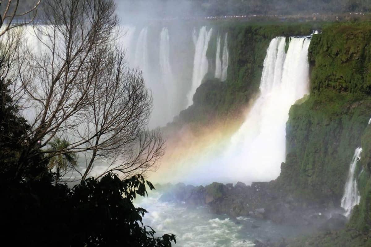Sonhar com Foz do Iguaçu