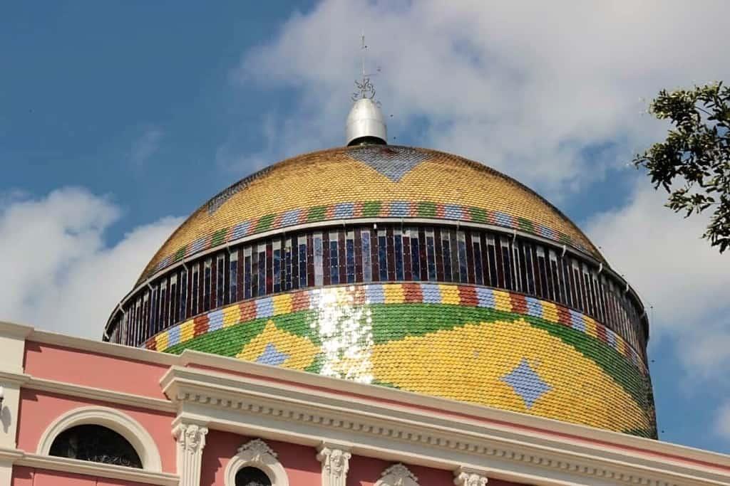 Viajar para Manaus