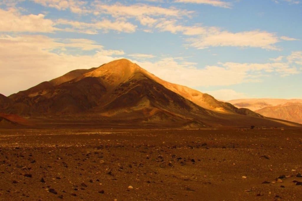 montanhas do Peru