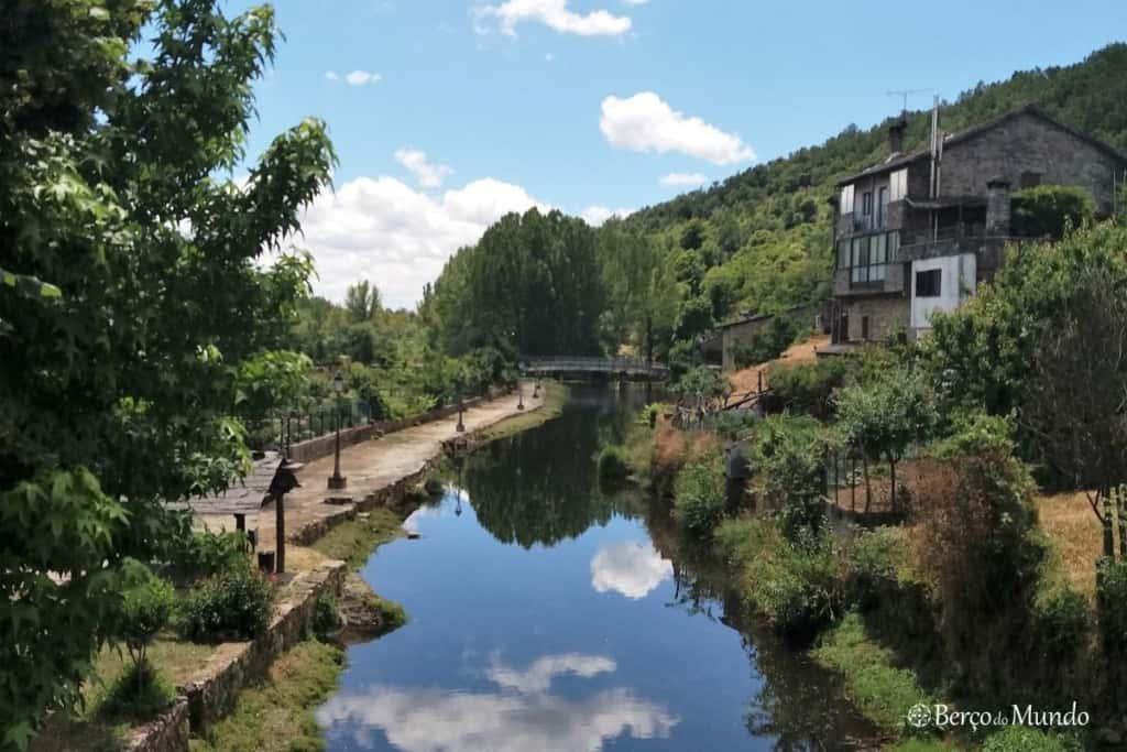 aldeia comunitário Rio de Onor